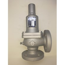 Safety Valve CI 10K FLG Without LEVER 317