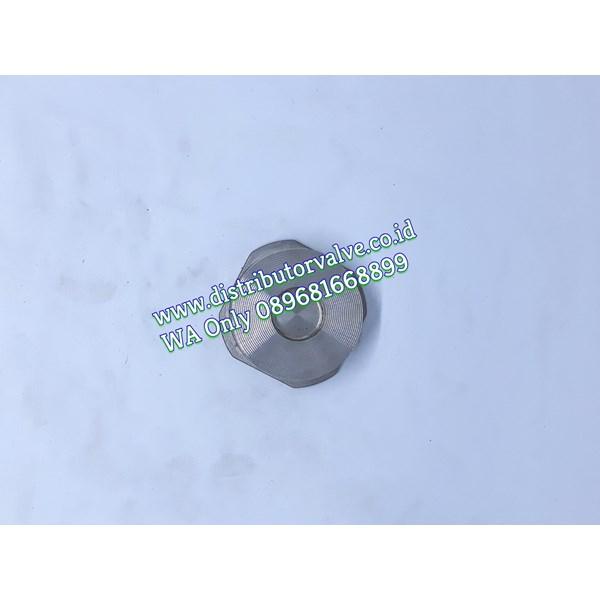 Disco Check Valve PN 40 SS304 or SS316 317