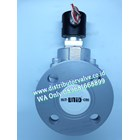 Solenoid Valve Flange END 10K Steam or Water 2