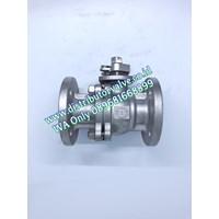 Ball valve SS304 #150  317