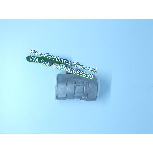 Ball Valve 1 PCS SS316 #800 SANKYO