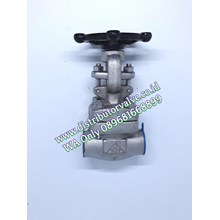 Gate Valve #800 SSS 304  DRAT or SW