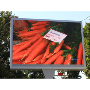 Display LED Videotron P8 Outdoor Full Color