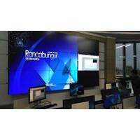 Multimedia LCD Projector Video Wall 55'' Inch 3.5 Narrow SAMSUNG Murah 5