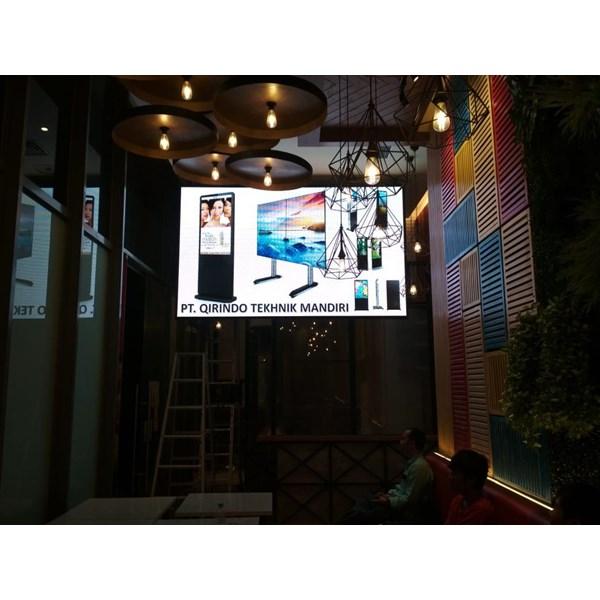 Display LED Videotron P4 Indoor Full Color
