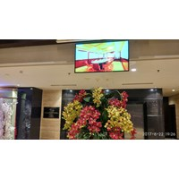 TV LCD DIGITAL SIGNAGE WALL MOUNTED 55'' INCH