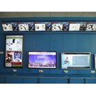 TV LCD DIGITAL SIGNAGE WALL MOUNTED 65'' INCH 2
