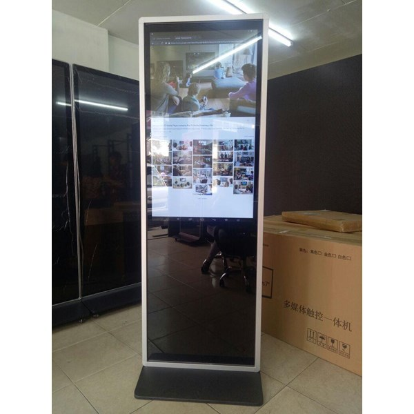 Digital Signage 43 Inch Touch Screen