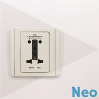 Schneider Electric Neo Stop Kontak International type E3426_10IS_C15426