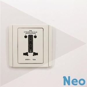Schneider Electric Neo Stop Kontak International type E3426_10IS_C15426