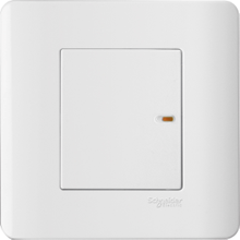 Schneider Electric Zencelo  Saklar 1 Gang 1 Arah type E8431_1_WE_G3