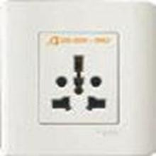Schneider Electric Zencelo Stop Kontak International  1 Gang type E84426_16TS_C15426