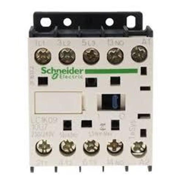 KONTAKTOR KONTROL AC 3 KUTUB  20A  5.5kW  LC1K1210