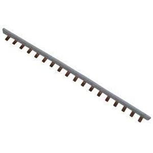 BUSBAR SISIR 2P 63A 24 MODULE 1X12-MODULE BUSBAR SISIR 2X 10mm  10389