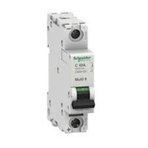 MCB / Miniature Circuit Breaker Acti 9 iK60N 1 Kutub 10A A9K27110
