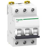 MCB / Miniature Circuit Breaker Acti 9 iK60N 3 Kutub 10A A9K24310 1