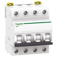MCB / Miniature Circuit Breaker Acti 9 iK60N 4 Kutub 40A A9K24440  1