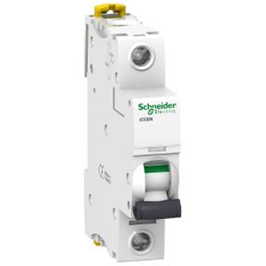 MCB / Miniature Circuit Breaker A9F74101 iC60N 1KUTUB   1Amper