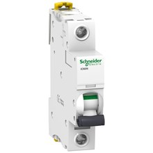 Schneider MCB / Miniature Circuit Breaker A9F74102 MCB iC60N 1 Kutub 2A