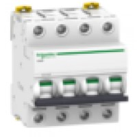MCB / Miniature Circuit Breaker iC60H 4 Kutub 10A A9F84410