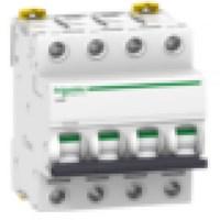 MCB / Miniature Circuit Breaker iC60H 4 Kutub 16A A9F84416