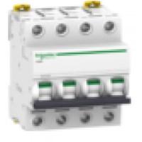 MCB / Miniature Circuit Breaker iC60H 4 Kutub 32A A9F84432