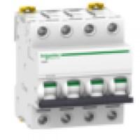 MCB / Miniature Circuit Breaker iC60H 4 Kutub 40A A9F84440