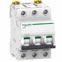 MCB / Miniature Circuit Breaker iC60H 3 kutub 4A A9F85304