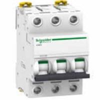 MCB / Miniature Circuit Breaker iC60H 3 kutub 10A A9F85310