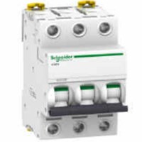 MCB / Miniature Circuit Breaker iC60H 3 kutub 25A A9F85325