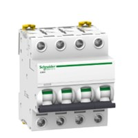 MCB / Miniature Circuit Breaker iC60H 4 Kutub 4A A9F85404
