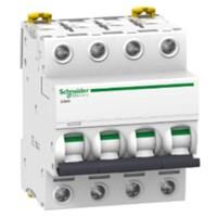 MCB / Miniature Circuit Breaker iC60H 4 Kutub 16A A9F85416