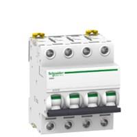 MCB / Miniature Circuit Breaker iC60H 4 Kutub 20A A9F85420