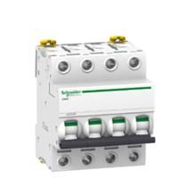 MCB / Miniature Circuit Breaker iC60H 4 Kutub 32A A9F85432