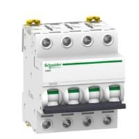 MCB / Miniature Circuit Breaker iC60H 4 Kutub 40A A9F85440