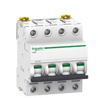 MCB / Miniature Circuit Breaker iC60H 4 Kutub 50A A9F85450
