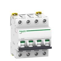 MCB / Miniature Circuit Breaker iC60H 4 Kutub 63A A9F85463