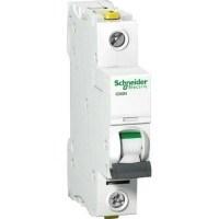 MCB / Miniature Circuit Breaker iC60L 1 Kutub 50A A9F94150