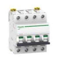 MCB / Miniature Circuit Breaker iC60L 4 Kutub 10A A9F94410