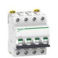 MCB / Miniature Circuit Breaker iC60L 4 Kutub 20A A9F94420