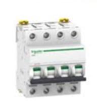 MCB / Miniature Circuit Breaker iC60L 4 Kutub 40A A9F94440