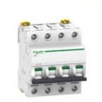 MCB / Miniature Circuit Breaker iC60L 4 Kutub 50A A9F94450