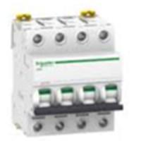 MCB / Miniature Circuit Breaker iC60L 4 Kutub 63A A9F94463