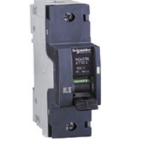 MCB / Miniature Circuit Breaker NG125L 1 Kutub 10A 18777