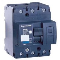 MCB / Miniature Circuit Breaker NG125L 3 Kutub 25A 18802
