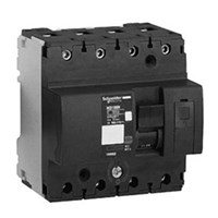 MCB / Miniature Circuit Breaker NG125L 4 Kutub 10A 18810