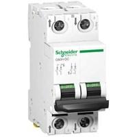 MCB / Miniature Circuit Breaker C60H-DC 2 Kutub 4A A9N61524