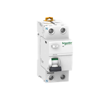 RCCB / Residual Current Circuit Breaker ELCB iID 2 Kutub 63A A9R71263 1