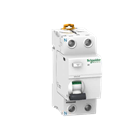RCCB / Residual Current Circuit Breaker ELCB iID 300mA 2 Kutub 25A A9R74225 1