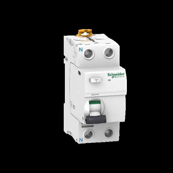 RCCB / Residual Current Circuit Breaker Schneider ELCB iID 2 Kutub 80A A9R14280
